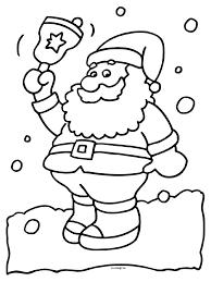 Kerst Kleurplaat Voor Peuters