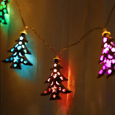 Details About 10 Led 3m Fairy Lighting Christmas Party String Lights Christmas Tree Decor Lamp