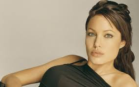 Angelina Jolie Hair Style cute hd wallpapers of angelina jolie in black dress 8108 by stevesalt.us