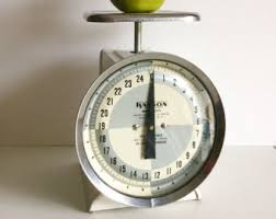 Small Picture Kitchen scale vintage Etsy