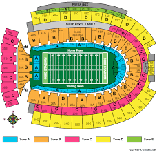Ohio State Buckeyes Stadium Seating Chart Ohio Stadium Seating Chart Ohio Stadium Columbus Ohio