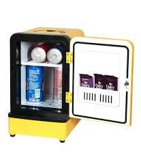 office mini refrigerator. Yellow Litre Mini Fridge Car Office Refrigerator Cooler Warmer