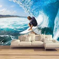 any size 3d wall mural wallpaper