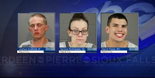 Robbery At Sioux Falls Walmart Leads To 6 Pound Meth Bust