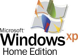 Microsoft Windows XP Home Edition Logo PNG Transparent & SVG Vector ...