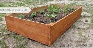 cedar raised garden beds raised garden