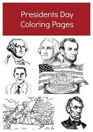 Small Picture Presidents Day coloring pages All the US presidents