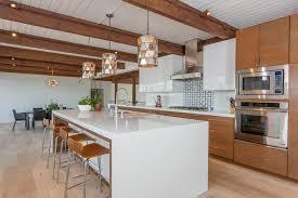 newport beach midcentury modern home midcentury kitchen orange rh houzz com mid century modern kitchen chairs mid century modern kitchen countertops
