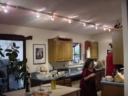 Kitchen Track Lighting For Kitchen Of Modern Houses Ruchi Designs - Track lighting dining room