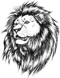 тритатушки архив блога эскизы тату лев