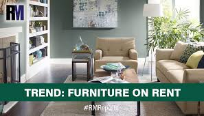 New trend furniture Living Room Furniture Furniture On Rent The New Trend Dream Holiday Homes Furniture On Rent The New Trend Realty Myths
