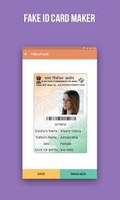 Google - Id Download Voter Ar6vlkn9oqdw Maker Softwares Fake Card Play Mobile9