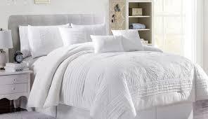 off comforter white sets dot polka set target splendid damask piece ruffle purple navy grey red
