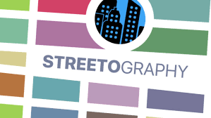 Streetography is a pictorial block party app for inquisitive ...