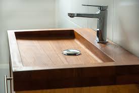 wood bathroom sinks for luxury bathrooms maison valentina1 wooden bathroom sinks fascinating wooden bathroom sinks to
