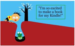 gigaom amazon launches kdp kids a tool to help authors self publish ilrated books