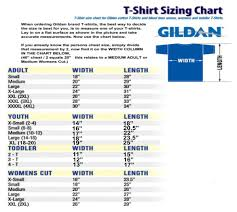 46 Correct Gildan Sizes Youth Chart