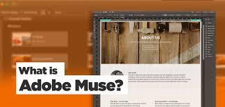 Website Site Design Software What Is Adobe Muse Website Builder Adobe Software Overview