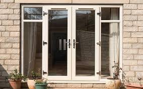 wonderful pvc double patio doors