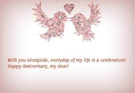 Anniversary Love Quotes Fascinating 48 Anniversary Quotes For Him And Her With Images Good Morning Quote