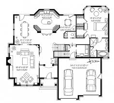 Make Your Own House Plans Free Awesome Square House Plans Modern House Floor Plan Terrific Black