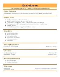 Create A Resume For Free Extraordinary Sample Cover Letter For Babysitter Job How To Write A Resume Casual