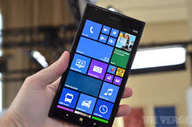 Nokia Lumia 1520: a first look at a 6 ...