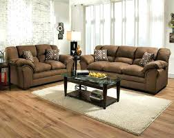 Living Room Brown Couch Magnificent Chocolate Brown Sofa L Shape And Couch Fabric With Soft Dark