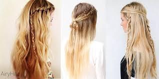bohemian braids hairstyle