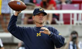 you will either love or hate espn s jim harbaugh michigan man  you will either love or hate espn s jim harbaugh michigan man essay