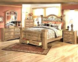 bedroom furniture types of solid wood rustic king size sets special pieces