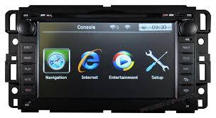 2007-2011 S61 Navigation Radio for Chevrolet malibu
