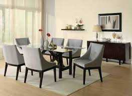 50 awesome round glass dining table for 6 images photos home retro top set with pu leather chairs luxury tile kitchen s