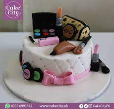 You will need some colorful fondant and having. 15 Makeup Cakes Ideas Make Up Cake Cupcake Cakes Birthday Cake Kids