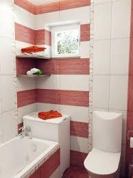 Bathroom Designs: Brown Mosaic Bathroom Tile - Contemporary Bathroom
