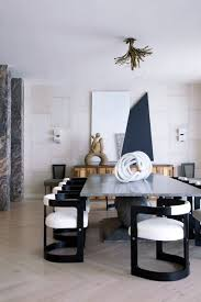 Fabulous Dining Room Ideas By Kelly Wearstler French - House and home dining rooms
