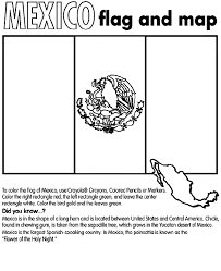 Small Picture Flag Of Mexico Coloring Page Miakenasnet