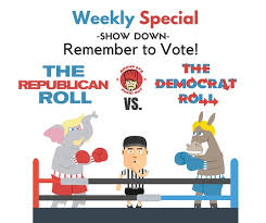 facebook cover round eye sushi guy northwest roll special round eye sushi guy republican vs democrat