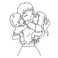 Small Picture Top 20 Free Printable Mothers Day Coloring Pages Online