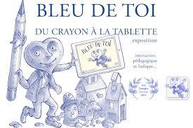 En Novembre L Exposition Interactive Bleu De Toi Se Pr Te Une