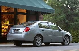 2004 Saturn ION - Information and photos - ZombieDrive