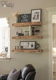 Fantastical Floating Shelves Rustic Delightful Decoration Best 25 Ideas On  Pinterest Shelving