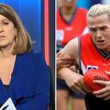 Hannah Mouncey transgender athlete ...