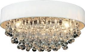 white drum shade chandelier 6 light drum shade flush mount with chrome finish white drum shade white drum shade chandelier