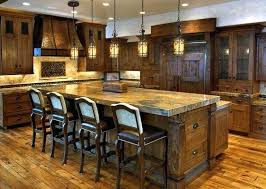 rustic pendant lighting kitchen. Kitchen Island Bar Ideas On Lighting With Rustic Pendant Lights. Lights A
