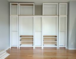 Pictures Of Built In Bookcases Diy Built In Bookcase Reveal An Ikea Hack Studio 36 Interiors