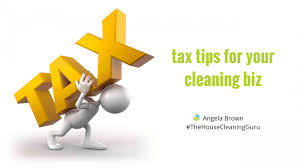Cleaner House Tax Tips For House Cleaners Maids Savvy Cleaner