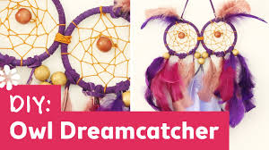 What Is A Dream Catcher Supposed To Do DIY Owl Dreamcatcher YouTube 64