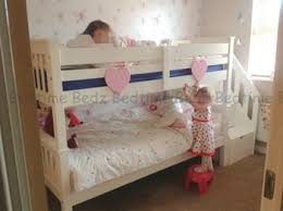 STAIRCASE BUNK BED. T&G BED