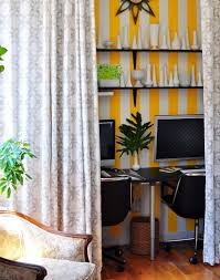 Office curtain ideas Room Divider Wonderful Charming Different Ways To Use Curtains Shapeyourmindscom Wonderful Charming Different Ways To Use Curtains